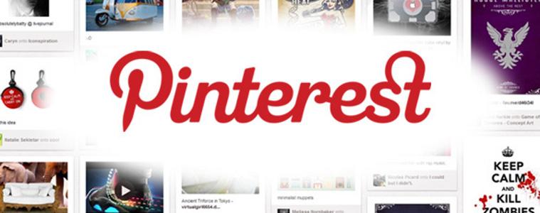 Pinterest,  irudien  sare  soziala
