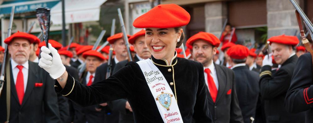 Alarde Tradizionala 2013