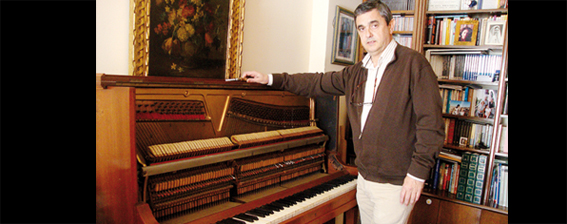 """""""Edonork afina dezake piano bat, baina soinu polita lortzea beste kontu bat da"""""""