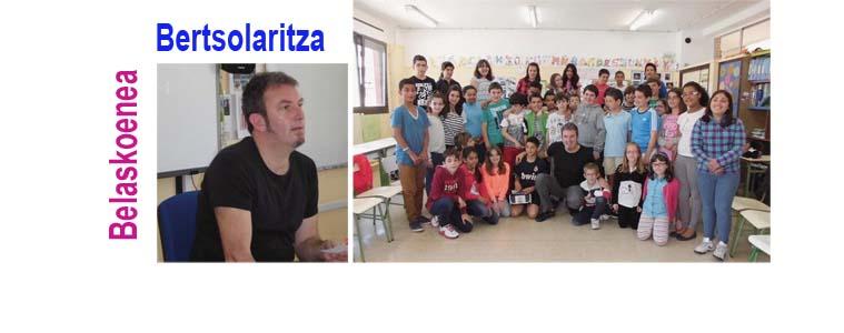Bertsolaritza. Belaskoenea LH