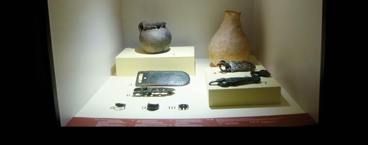Erdi Aroko Baskonia ezezagunaren inguruko erakusketa, Oiasso Museoan