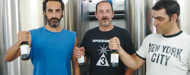 Bidassoa Basque Brewery: Bidasoko artisau garagardoa jaio da