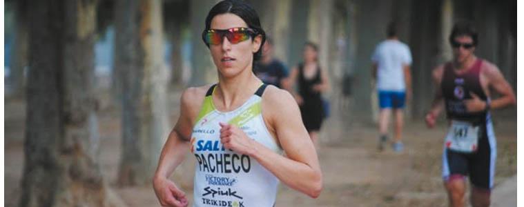 """Ainara  Pacheco:  """"Espainiako    Txapelketako    Iron  Man  erdian    lehiatu  nahi  dut"""""""
