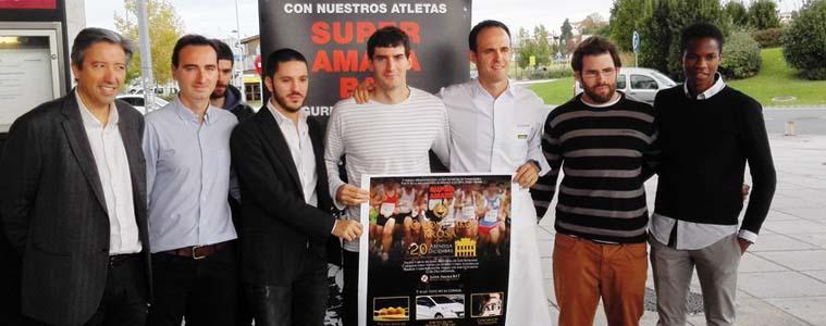 Herri  atletismoaren  inguruko  festa    antolatu  du  Super  Amara  BATek