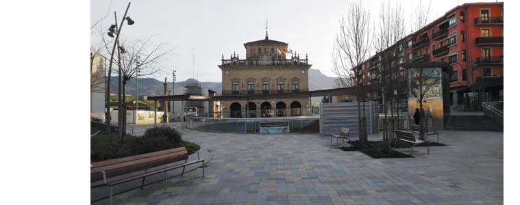 Kulturaren  espazio  izango  da  San  Juan  plaza