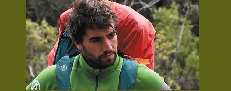 "Borja  Olazabal  irundarra,  ""El  conquistador  del  fin  del  mundo""  saioan"