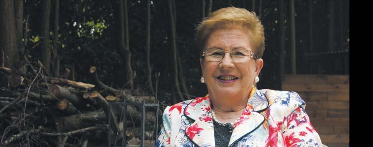 """Maria Jesús Echepare, jostuna: """"Nahitaez bete behar dut egutegia"""""""