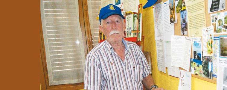 Demetrio Grijalba, Jakobi – Santiago Bideen Lagunen Elkarteko presidentea