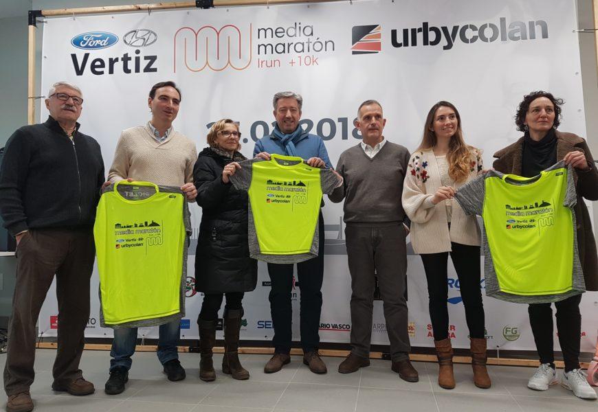 BATek inoiz antolatu duen ekimen handiena izango da Irungo Maratoi Erdia