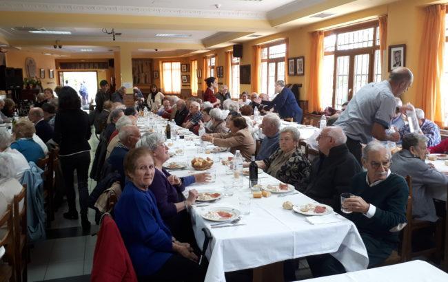 Gastronomiarekin loturiko ekintzak Caser Betharram eta Anakan