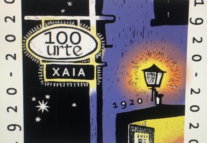 Pausuko Xaia ostatuak laster 100 urte