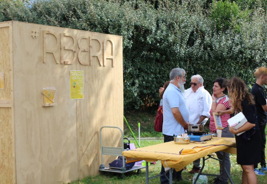 Ribera  programak  arte  garaikidea  Bidasoa  ibaiaren  ertzetara  hurbildu  du