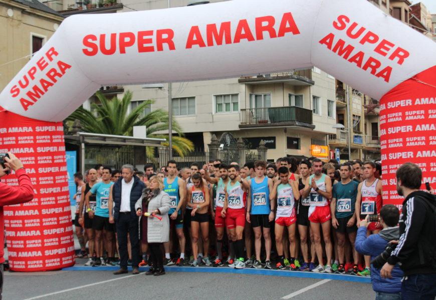Super Amara Gabonetako Krosa lasterketa bertan behera gelditu da