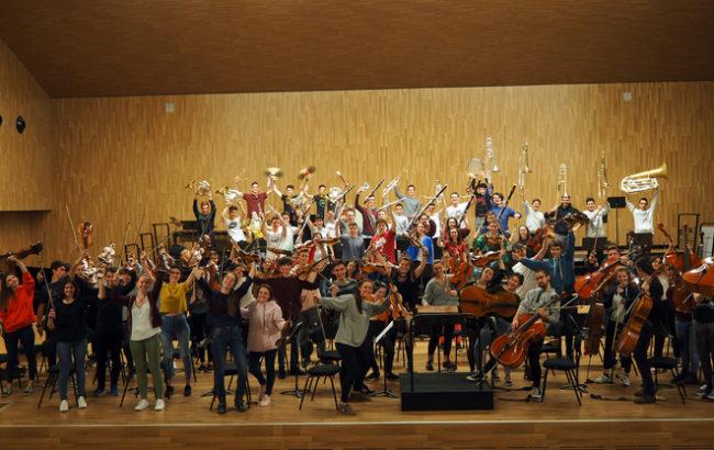 Irungo  Kontserbatorioko  hogeita  bederatzi  ikaslek  Euskadiko  Ikasleen  Orkestrako  sarrera-probak  gainditu  dituzte