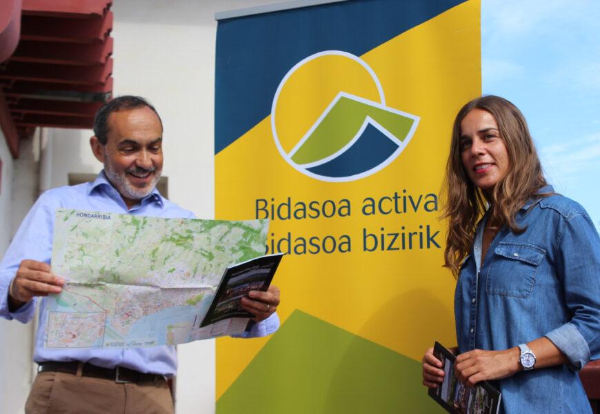 Hondarribia-Irun  Turismo  webgunearen  itxura  berritu  da  erronka  berriei  aurre  egiteko
