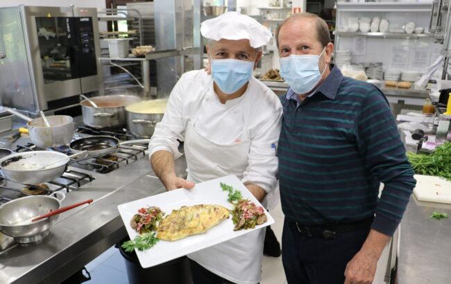 Tortilla Irundarra berriro ezagutarazteko egitasmoa