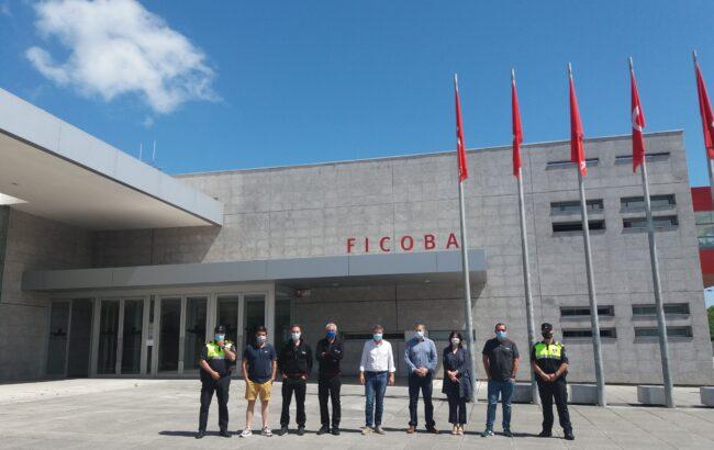 Irundik  abiatuko  den  Espainiako  Itzuliaren  irteera  antolatzeko  prestaketak  hasi  dira