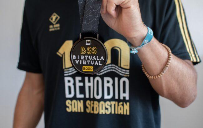 Behobia-Donostia lasterketarik ez urte ezohiko honetan