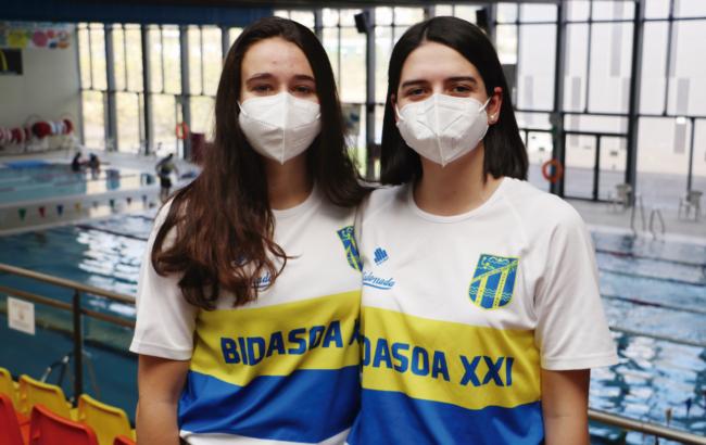 Bidasoa XXI klubeko waterpoloko talde femeninoa denboraldi berria prestatzen hasi da