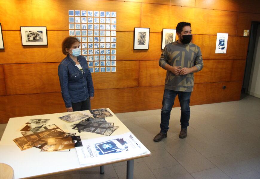 Ibon Azpilikuetaren lanekin estreinatuko da Gaztelekuko erakusketak 360º-tan etxetik bisitatzeko aukera
