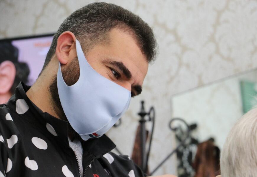 """Adil El Bardouni, Luna ile-apaindegiko jabea: """"Ondo lan eginez gero, jendeak zure lanaz hobeto hitz egingo du"""""""