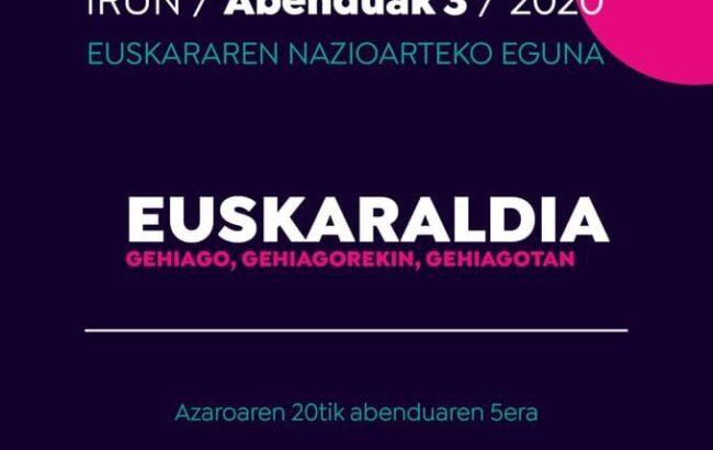 92 entitatek Arigune gisa izena eman duten Irungo Euskaraldian