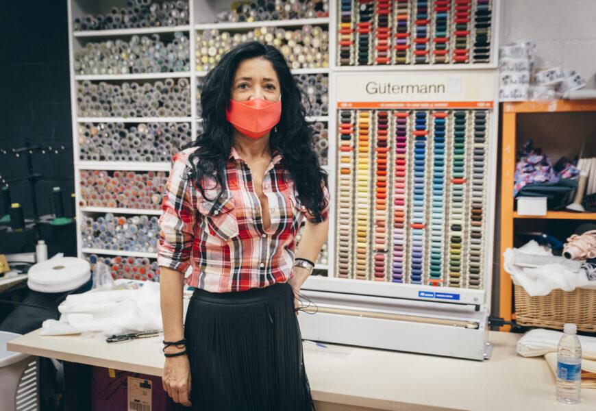 """Mariam Irastorza, Hazlan tailerreko zuzendaria: """"Ideia berriak entzun eta gure tailerretan proiektu berriei lekua egiteko prest gaude"""""""