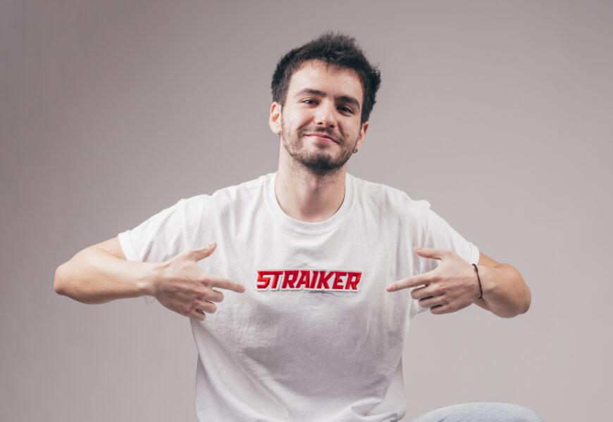 Straiker, arropa marka bat baino zerbait gehiago izan nahi duen arropa marka