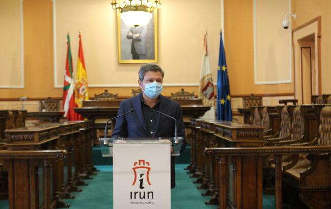 COVID-19ak orain arte Irungo Udalean eragindako gastu ezohikoa 6.200.000 eurokoa izan da