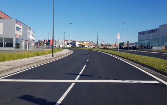 2021ean ekingo zaio asfaltatze kanpainaren bigarren zatiari