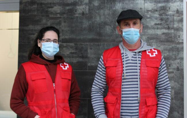 Irungo Gurutze Gorria pandemiatik Gabonetara etenik gabe lanean aritu da