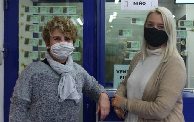 Pandemiak Gabonetako Loteriaren salmenta baldintzatu du