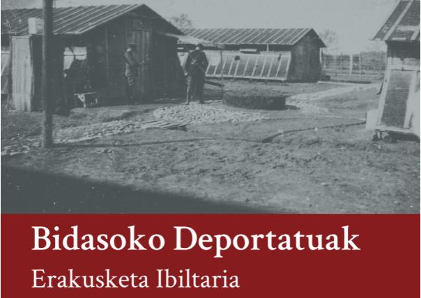 Bidasoko Deportatuak erakusketa ibiltaria Oiasso museora iritsi da