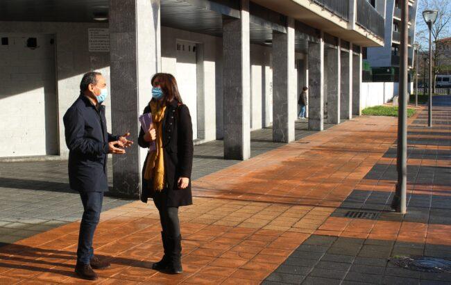 Istillaga plazan eraikiko da Emakumeen Etxearen proiektua