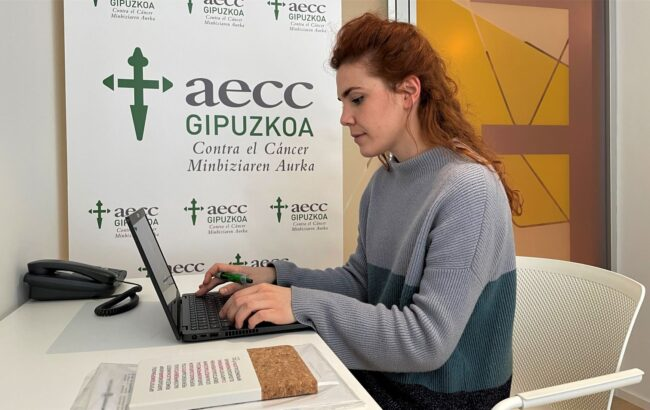 AECC Gipuzkoak erretzeari uzteko online tailerra abiatu du