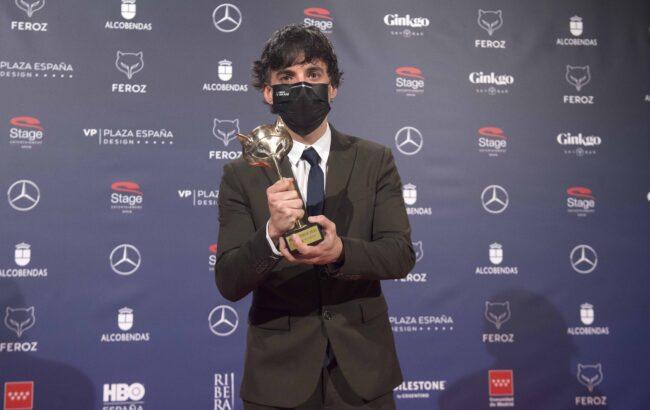 Diego San José gidoilari irundarrak Komedia Telesail Onenaren Feroz saria jaso du
