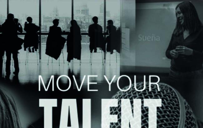 """""""Move Your Talent"""" egitasmoa gazteen talentua mugitzeko helburuarekin iritsiko da Irunera"""