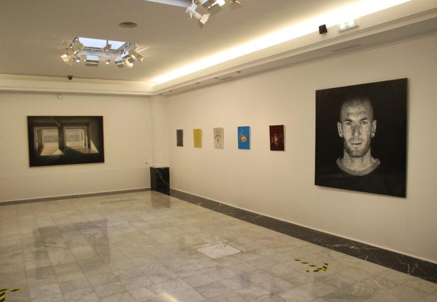 Adour-Bidasoa pintura sariketako hiru irabazlek erakusketa bateratua eskainiko dute Amaian