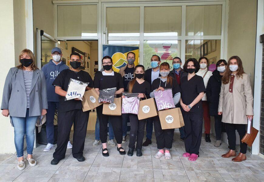 Bidasoa bizirik-ek, eskualdeko LHko ikastetxeek eta TKnikak 'Pertsona Ekintzailearen Eguna' ospatu dute