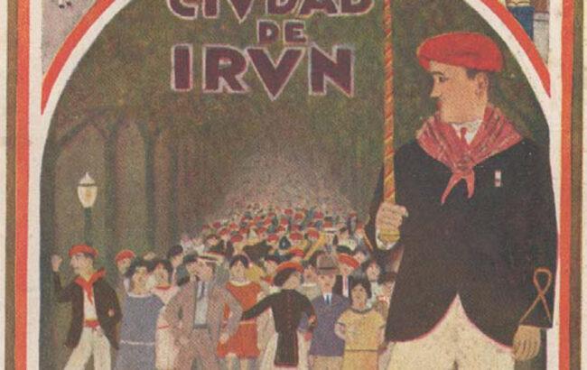 Jaien egitarauak, San Pedro eta San Martzial festek izandako bilakaeraren erakusle