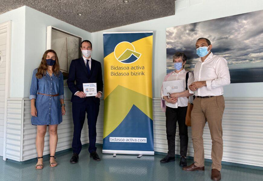 Eskualdeko hamabi turismo-eragileak bat egin dute Euskadiko Turismoaren Kode Etikoarekin