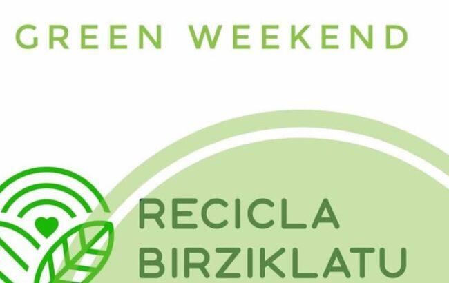 Recicla Birziklatuk zabor bilketa egingo du ekainaren 5ean