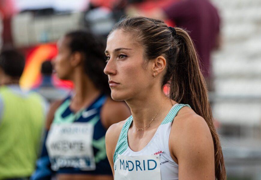 Teresa Errandonea atletak Tokioko olinpiar jokoetan parte hartuko du