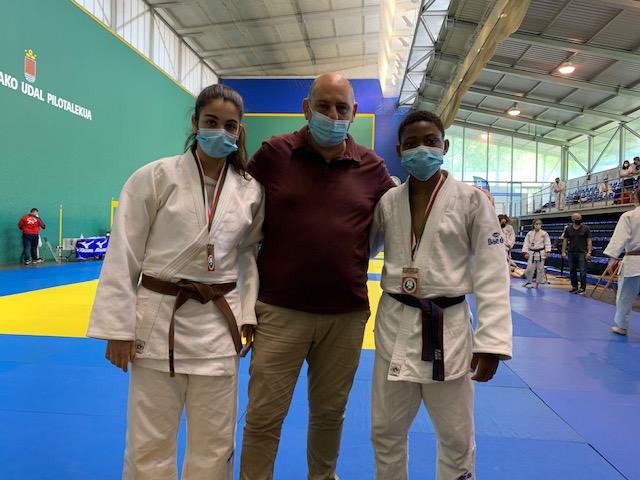 Olaketa Judo Klubak lau domina lortu ditu Euskadiko Txapelketan