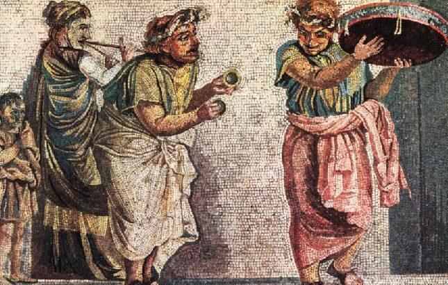 Zertaz egiten zen barre duela 2000 urte?