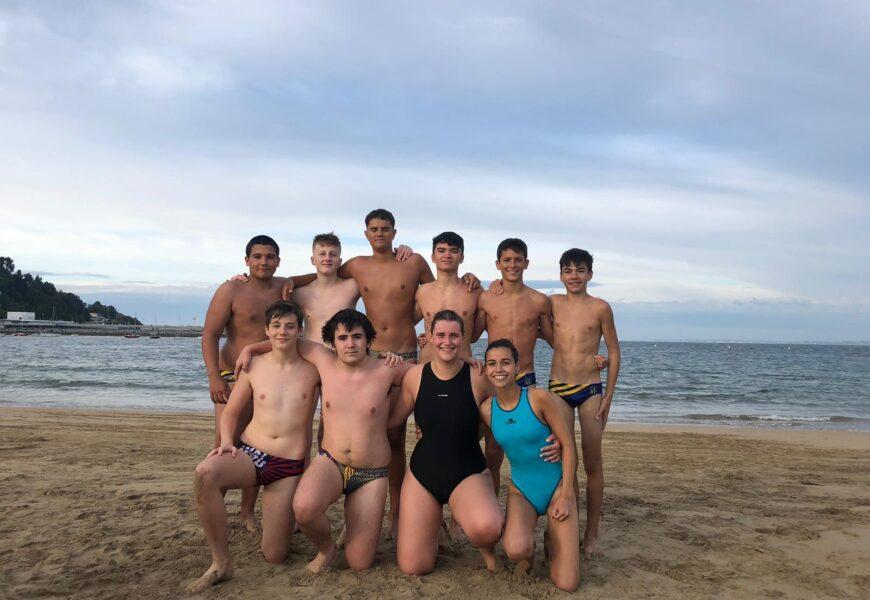 Urgara Txingudi kluba waterpoloa zabaltzeko eta sustatzeko asmotik sortu da